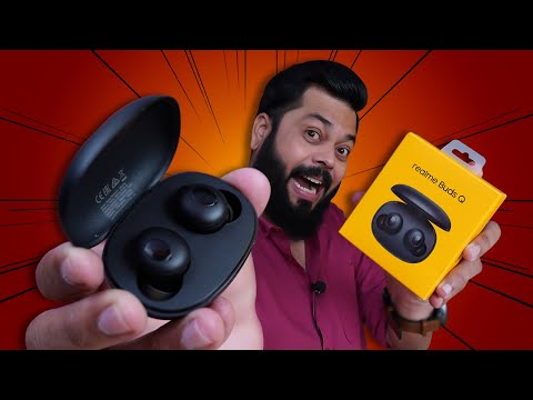 realme Buds Q TWS Unboxing & First Impressions ⚡⚡⚡ Best TWS Under 2000??