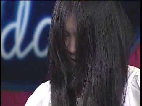 Penampakan hantu Indonesian Idol,,,seremmm [ Melati ]