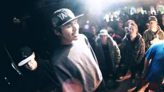 Smoked Out Battle League | Rebel & Talksin vs. JB Styles & Dēvēəs