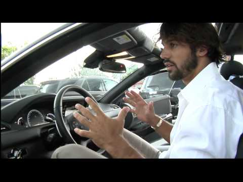 Eric Decker shows off his 2012 CL63 AMG from Mercedes-Benz of Littleton