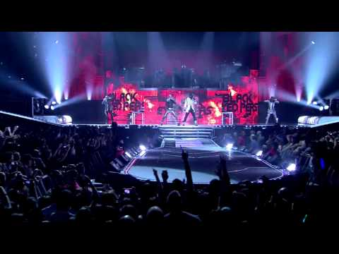 Black Eyed Peas @ Staples Center (HD) – Let's Get It Started