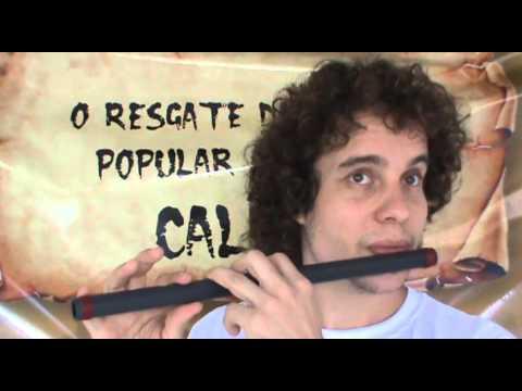 Hino de São João - Videoaula para Pífano em Dó