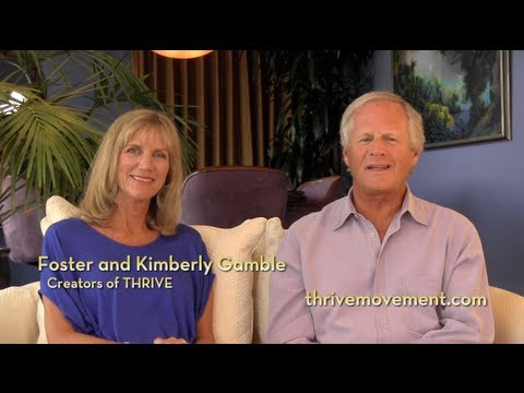 Share - In this video blog, THRIVE filmmakers Foster and Kimberly Gamble share some helpful tips for effectively discussing challenging and controversial information...