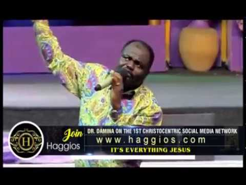 Arranging and Rearranging Things in Prayer - Dr Abel Damina