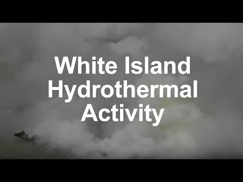 "Watch: The ""White Island"" Volcano in New Zealand Puts on a Show"