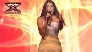 Дарья Ковтун - I Surrender - Celine Dion - Второй прямой эфир - Х-фактор 4 - 02.11.2013