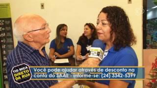 Tio Mica conversa sobre situação da APAE-VR