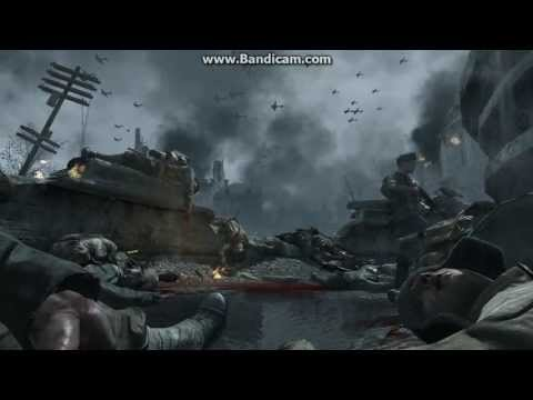 Call of Duty: World at War- all Russian campaign intro (with subtitles)