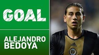 GOAL: Alejandro Bedoya brilliant Chip vs Toronto by Major League Soccer
