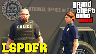 GTA 5 PC Mods Police - Play As A Cop & Arrest People With A Partner In This LSPDFR & SAPDFR Police Mod Gameplay! Be sure to subscribe for more videos! ► GTA ...