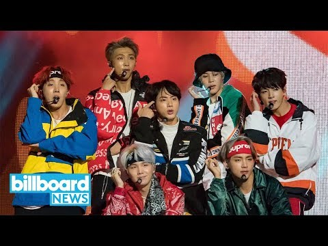 BTS Continues to Break Records with 'Love Yourself: Answer' | Billboard News