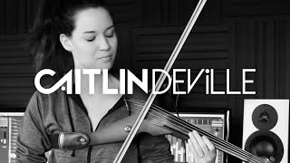 Thanks for watching! Caitlin De Ville - Electric ViolinistWEBSITE: http://www.caitlindeville.comFACEBOOK: http://www.facebook.com/caitviolinTWITTER: http://www.twitter.com/caitlindevilleINSTAGRAM: https://www.instagram.com/caitlindevillePlease consider becoming my Patron to help me make rad YouTube videos: http://www.patreon.com/caitlin (all my feels for your support)Thanks to:Vaughan De Ville (Production, Recording, Mixing, Mastering)https://www.youtube.com/veedeville