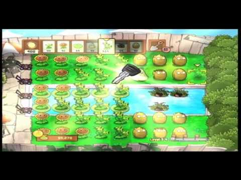 Plants Vs. Zombies Blind Playthrough Part 11 Xbox 360