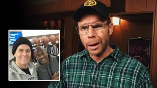 Dad Reacts to James Harrison Signing with Patriots