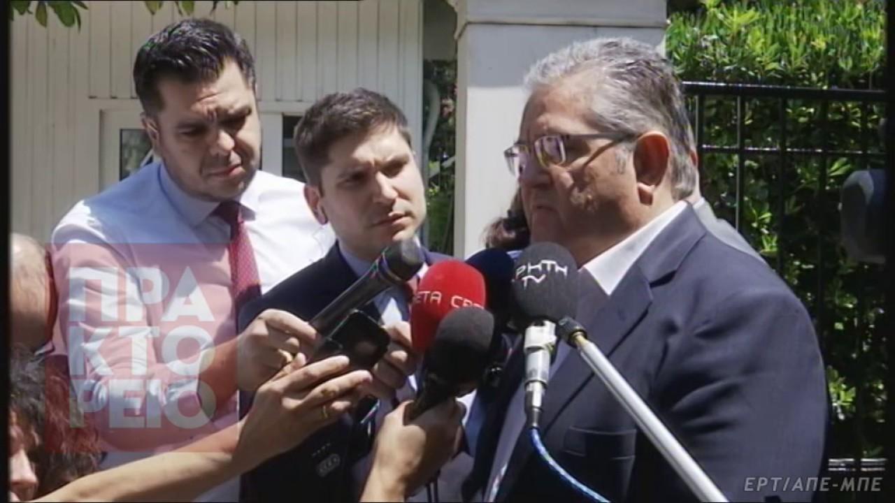 Δ. Κουτσούμπας: Ο ελληνικός λαός δεν περιμένει τίποτα από οποιαδήποτε διαπραγμάτευση