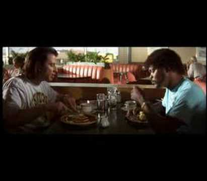 Pulp Fiction – Filthy Animals