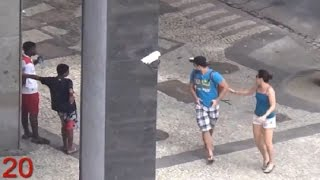 Video Criminals Target Olympic Site in Brazil MP3, 3GP, MP4, WEBM, AVI, FLV Januari 2019