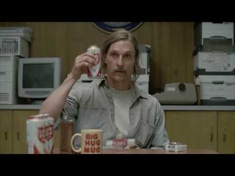True Detective – Beer is Good (funny scenes & action clip) Cheers!