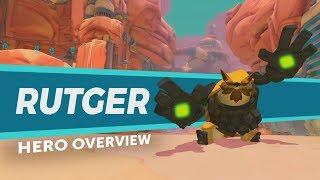 Видео к игре Gigantic из публикации: В Gigantic добавили русский язык и нового героя