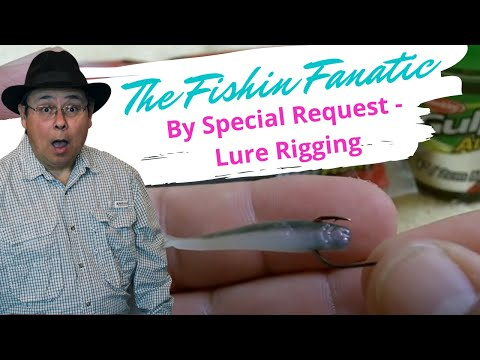 By Special Request – Lure Rigging