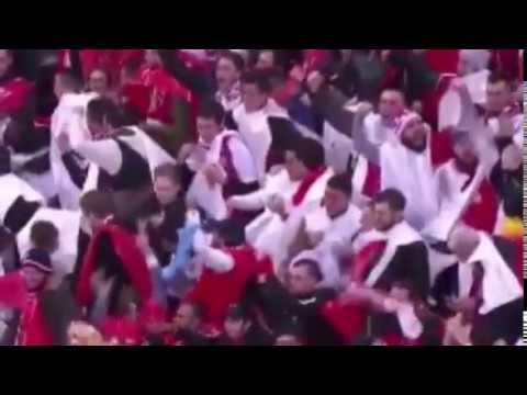 Gol Falcao Manchester City vs Mónaco 21/02/2017