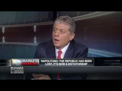 Judge Napolitano: What Will Happen to Edward Snowden?