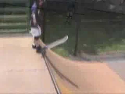 Ryan McCOllie Catoctin Skatepark 07-12-08