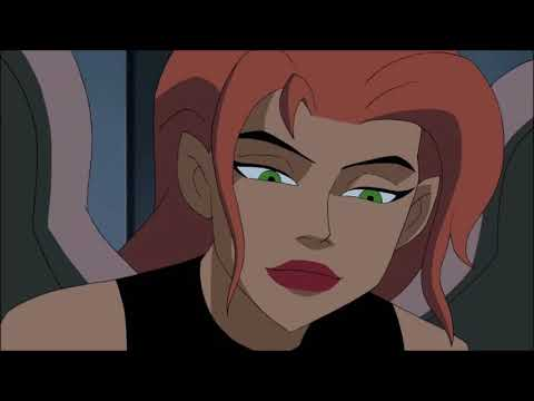 Justice League Unlimited - Shayera Hol / Hawkgirl (Favorite Moments)