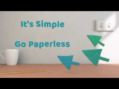 Digitalisation by Going Paperless - Pervidi