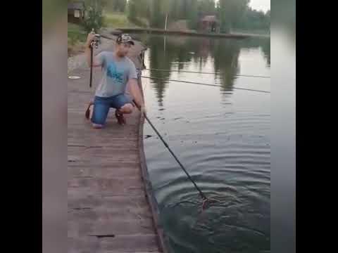 Видеоотчет о рыбалке за 22 июня 2021 г.