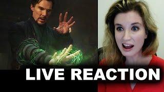 Doctor Strange Trailer 2 Reaction