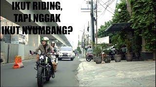 MotoVlog - The Distinguished Gentleman's Ride 2017 Jakarta