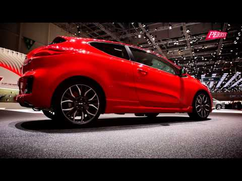 New Kia Pro_cee'd GT sneak preview – Geneva Motor Show 2013