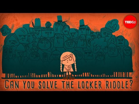Can you solve the locker riddle