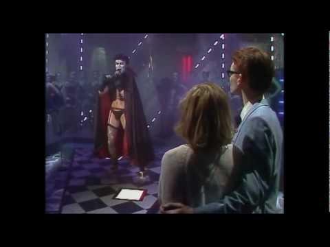 "Taumlaus Transi úr ""Rocky Horror"" (1991)"