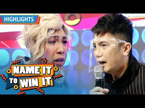 Team Vice and Team Vhong guess '80s foreign hit songs | It's Showtime Name It To Win It