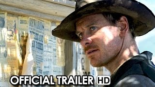 Nonton Slow West Official Trailer  2015    Michael Fassbender Hd Film Subtitle Indonesia Streaming Movie Download