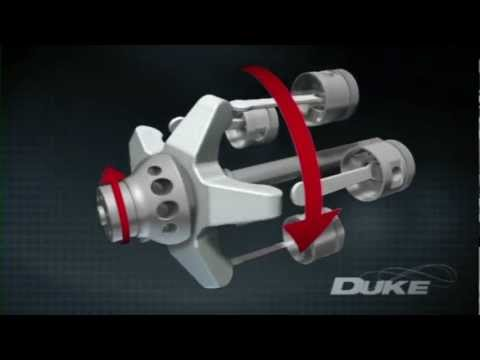 Motor Axial de Duke Engines