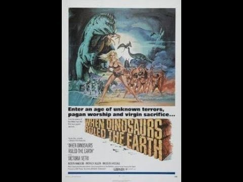 When Dinosaurs Ruled the Earth (1970) - Trailer HD 1080p