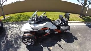1. Can-Am Spyder F3-S Test Ride and Review