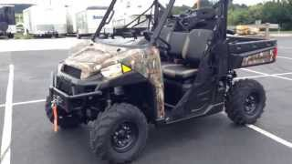 8. 2014 Polaris Ranger 900 Browning Edition