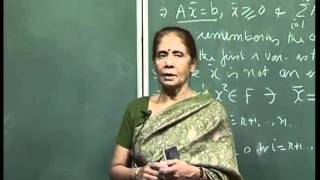 Mod-01 Lec-06 Direction Of A Polyhedron, Correspondence Between Bfs And Extreme Points.