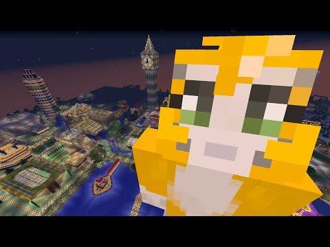 Minecraft Xbox - Town Tour [600] (видео)