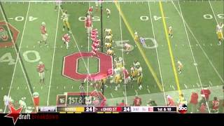 Carlos Hyde vs Iowa (2013)