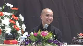 Tham Thiền - Thầy. Thích Pháp Hòa tại Vancouver (Jul.3, 2011)