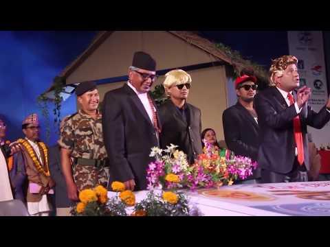 (SISNU PANI NEPAL !! DEUBA VS TRUMP...- 21 minutes.)