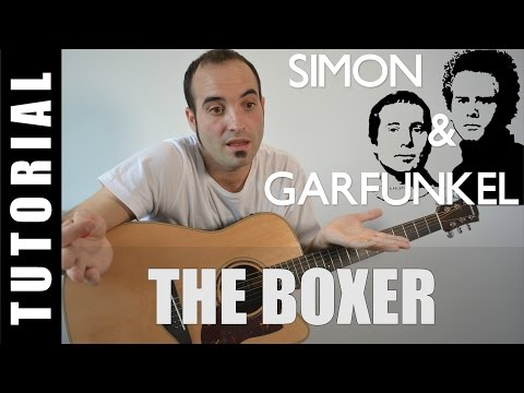 Como tocar The Boxer – Simon & Garfunkel (Guitarra FACIL Tutorial Acordes)