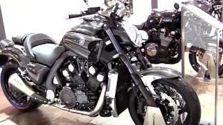 9. 2018 Yamaha V Max Special Lookaround Le Moto Around The World