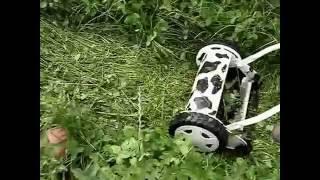 Skil механическая косилка    0721   03