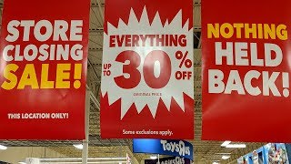 "Video Toys""R""Us Liquidation Sale Info MP3, 3GP, MP4, WEBM, AVI, FLV Maret 2018"